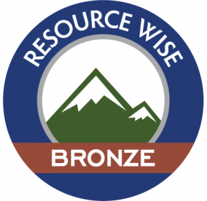 Resource Wise Bronze Medal Certification